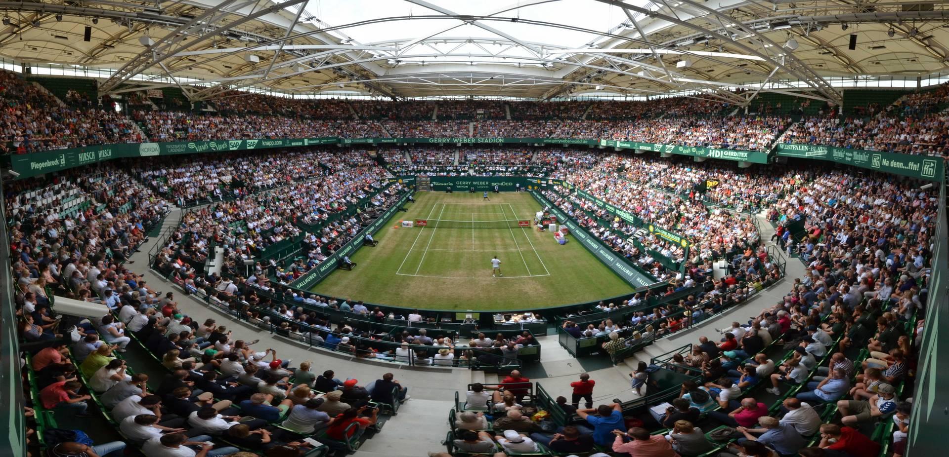 buy online 7d777 fb2ee 116,200 spectators - NOVENTI OPEN